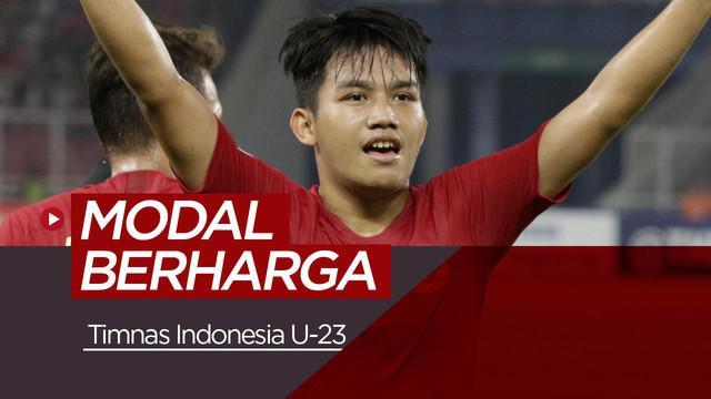 Berita Video laga uji coba Highlights Timnas U-22 Vs Bali United
