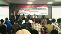 Forum Peningkatan Kualitas Demokrasi Pada Aspek Lembaga Demokrasi
