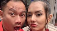 Anggia Chan dituduh merekayasa kabar tentang kedekatannya dengan Vicky Prasetyo (Istimewa)