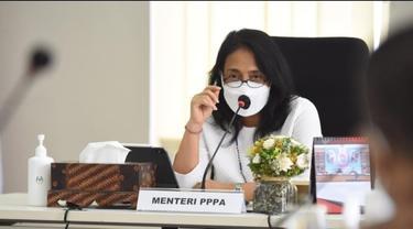 Bintang Puspayoga Menteri PPPA