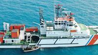 Sabtu 30 Januari 2021 tepat sudah usia Kesatuan Penjagaan Laut dan Pantai (KPLP) Direktorat Jenderal Perhubungan Laut Kementerian Perhubungan telah menginjak usia 48 tahun.