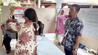 Penghitungan suara Pilkada Kota Malang di TPS 19 Oro - Oro Dowo, Kota Malang. (Liputan6.com/Zainul Arifin)