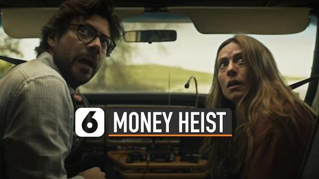 Bagi kalian pecinta Netflix. Serial Money Heist musim keempat akan tayang hari ini (4/4/2020). Bagaimanakah kelanjutan aksi sang professor.