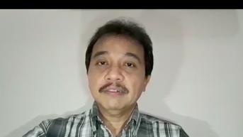 Roy Suryo Laporkan Ferdinand Hutahaean ke Polda Metro Jaya