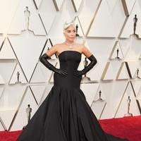 Lady Gaga di Oscar 2019. (Foto: Dok. Alexander Mcqueen)