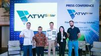 ATW Solar Kenalkan Solusi Energi Surya Sebagai Gaya Hidup Baru