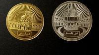 Koin emas dan perak Dirham (Mirror.co.uk)