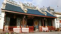 kelenteng Tay Kak Sie, Kelenteng tertua dan terbesar karena memiliki Dewa Dewi paling komplit. (foto: Liputan6.com/edgie)