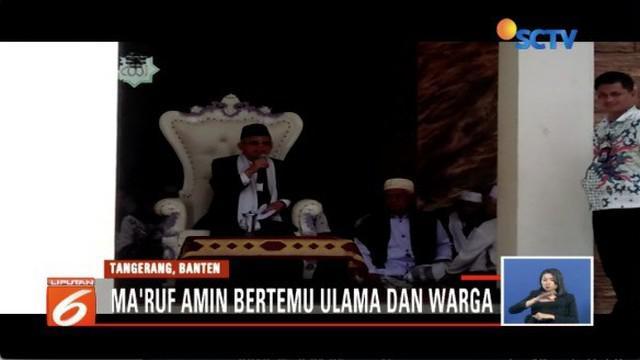 Pada minggu pertama di Bulan Februari dimanfaatkan para calon wakil presiden untuk safari politik di Aceh dan Banten.
