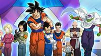 Karakter di Dragon Ball Super. (saiyanisland.com)