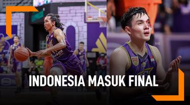 CLS Knights Indonesia Masuk Final ASEAN Basketball League