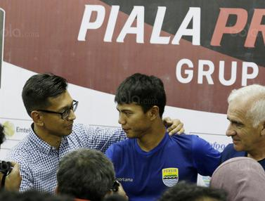 Persib Bandung, Piala Presiden 2018, Achmad Jufriyanto