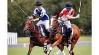 Pangeran William dan Pangeran Harry dalam pertandingan polo untuk amal (Dok.Instagram/@kensingtonroyal/https://www.instagram.com/p/Bzvrk5TF_0A/?igshid=7yrrlmztnkmt/Komarudin)