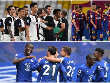 5 Klub Terboros Belanja Pemain di Bursa Transfer, Chelsea Juara