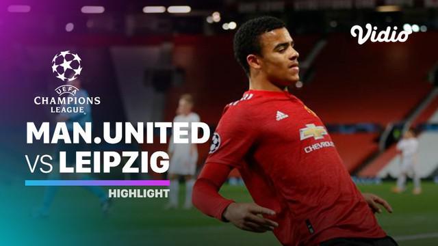 Berita video, Manchester United berhasil kalahkan RB Leipzig di matchday 2 Liga Champions, Marcus Rashford catatkan hattrick dalam laga tersebut