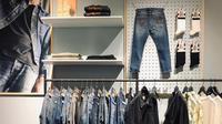 Brand Denim Ramah Lingkungan Buka Repair Shop Kedua. foto: istimewa
