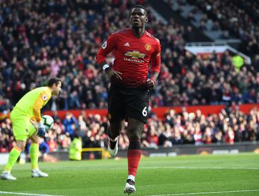 Manchester United Kalahkan West Ham