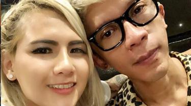 Netizen banyak yang memberikan doa dan dukungan bagi hubungan Aming dan Evelyn yang resmi kembali berpacaran (Liputan6.com/IG/amingisback)