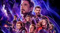 Poster film Avengers: Endgame. (Foto: Dok. IMDb/ Walt Disney)