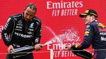 FOTO: Max Verstappen Tercepat di F1 GP Prancis