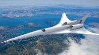 Pesawat Supersonik (mirror.co.uk)