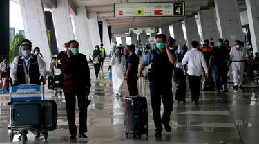 Ilustrasi WNA di Bandara (Arfandi Ibrahim/Liputan6.com)