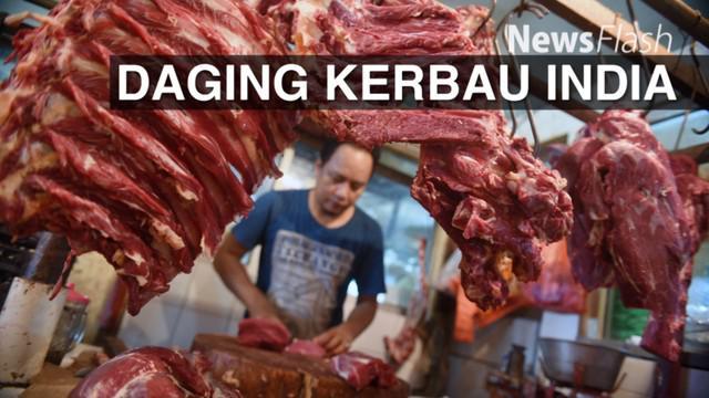 Perum Bulog akan menjual daging kerbau impor asal India sebesar Rp 60 ribu per Kilogram (Kg). Distribusi penjualan daging kerbau impor ini utamanya disebar di DKI Jakarta dan sekitarnya.