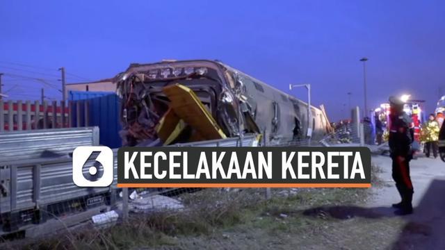 TV Kecelakaan Kereta