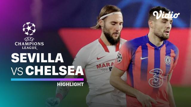 Berita video, Olivier Giroud sukses bawa Chelsea raih kemenangan atas Sevilla di matchday 5 Liga Champions 2020/2021