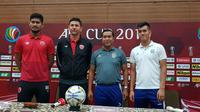 PSM Makassar dan Becamex Binh Duong sama-sama memiliki pelatih yang bagus dengan rapor penampilan apik. (Bola.com/Zulfirdaus Harahap)