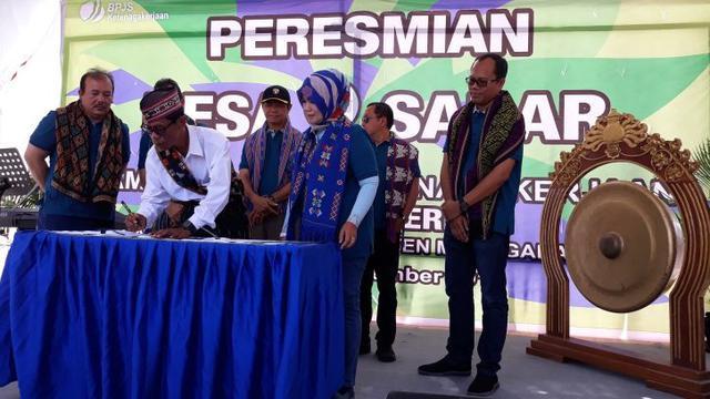 Pemkab Harap Bpjs Ketenagakerjaan Gencar Sosialisasikan Program Di Manggarai Barat Bisnis Liputan6 Com