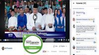 [Cek Fakta] Jelang Pilpres, SBY Alihkan Dukungan ke Jokowi?
