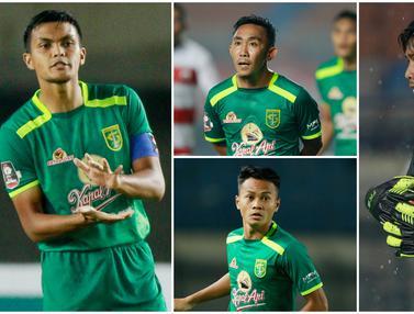 FOTO: 5 Pemain Jebolan Akademi Persebaya Surabaya di Piala Menpora 2021