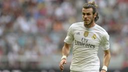 1. Gareth Bale - Pemain asal Wales ini memutuskan untuk kembali Tottenham dengan status pinjaman usai dikabarkan tidak lagi harmonis di Real Madrid. Bale pernah bermain selama enam musim dan mencetak 56 gol dari 203 penampilan di Tottenham. (AFP/Christof Stache)