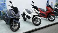 All New Honda PCX. (AHM)