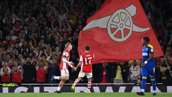 Arsenal vs AFC Wimbledon: Lolos ke Babak Keempat Piala Carabao, The Gunners Jaga Momentum