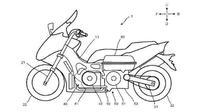 Yamaha Kembangkan Skuter Maxi Bertenaga Hybrid (Visordown)