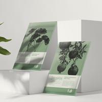 Sensatia Botanicals hadirkan masker ramah lingkungan dengan varian beragam untuk menjawab segala kebutuhan kulit.
