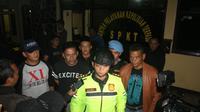 Kapolres Garut AKBP Budi Satria Wiguna (Liputan6.com/Jayadi Supriadin)