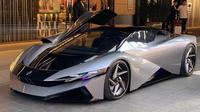 Farnova Otthello supercar listrik produksi Cina (CarNewsChina)