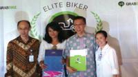 Melalui program Elite Biker, GrabBike menggelontorkan dana sebesar Rp 26,7 miliar untuk para driver dengan performa tinggi.