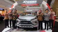Mitsubishi Xpander diperkenalkan di Medan. (Reza/Liputan6.com)