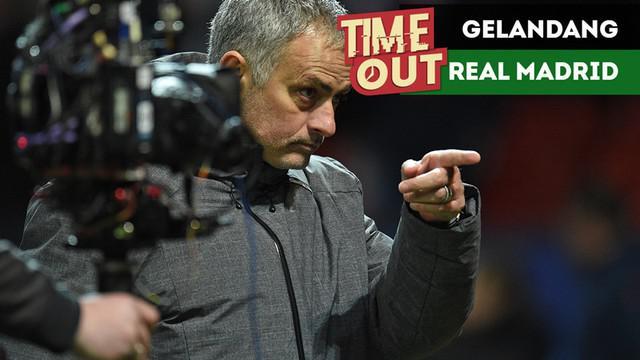 Berita video Time Out kali ini tentang gelandang Real Madrid yang menjadi incaran Manchester United pada bursa transfer musim panas 2018.