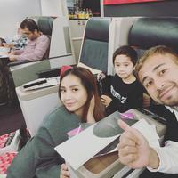Raffi Ahmad dan Nagita Slavina serta Rafathar melanjutkan liburan ke Belanda usai dari Jepang (Dok.Instagram/@raffinagita1717/https://www.instagram.com/p/B5u4gfIBFQZ/Komarudin)