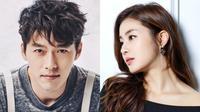 Hyun Bin dan Kang Sora tak menutupi hubungannya dari publik. (Foto: Soompi)