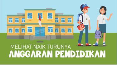 Pemerintah mengalokasikan anggaran pendidikan sebesar Rp505,8 triliun dalam RAPBN 2020.