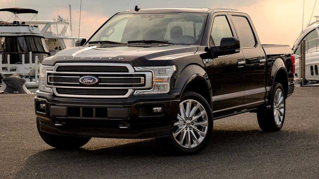 6. Ford F-150 Limited 2019