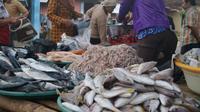 Ilustrasi - Ikan segar di Pasar Tradisional di Cilacap, Jawa Tengah. (Foto: Liputan6.com/Muhamad Ridlo)