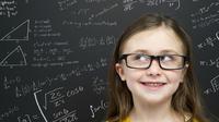 Jika pintar dalam bidang matematika, berterima kasihlah kepada orangtua Anda. (Sumber redorbit.com)