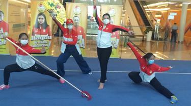 Atlet Wushu DKI Jakarta
